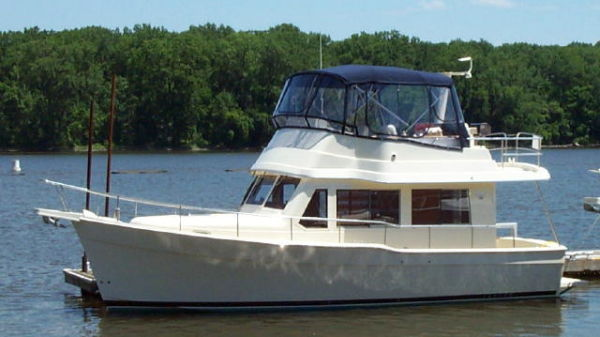 1982 Mainship 34 Trawler Classified Ad - Tarpon Springs Yachts For .